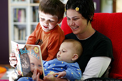 Family Literacy Nights - Early Childhood Literacy - Homepage