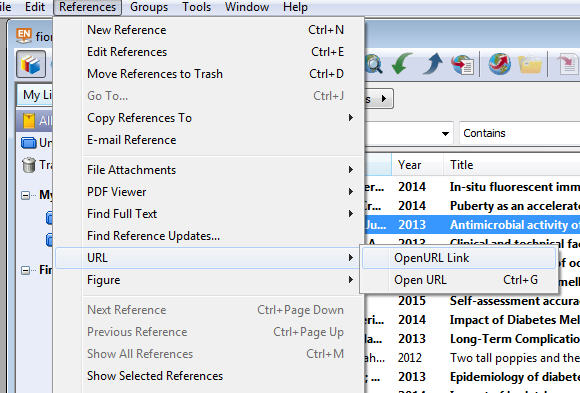 how to help find comprehensive wording content articles through endnote