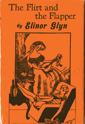 Cover image of The Flirt and the Flapper