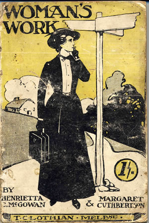 Cover image of Woman's Work