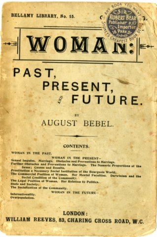 Cover of Woman: Past, Present and Future