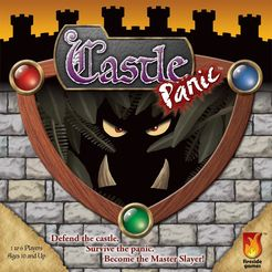 Castle Panic box cover art