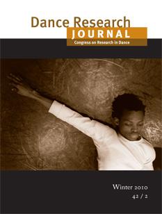 Dance Research Journal
