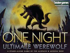 One Night Ultimate Werewolf box cover art