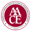 Logo of American Association of Clinincal Endocrinologists