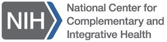 logo of National Center for Çomplementary and Integrative Health