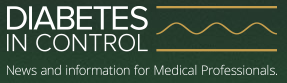 logo for diabetes in control