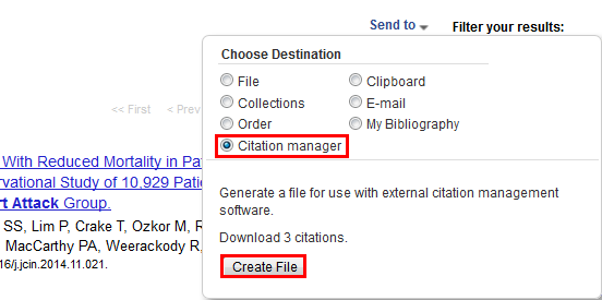 Citation Manager