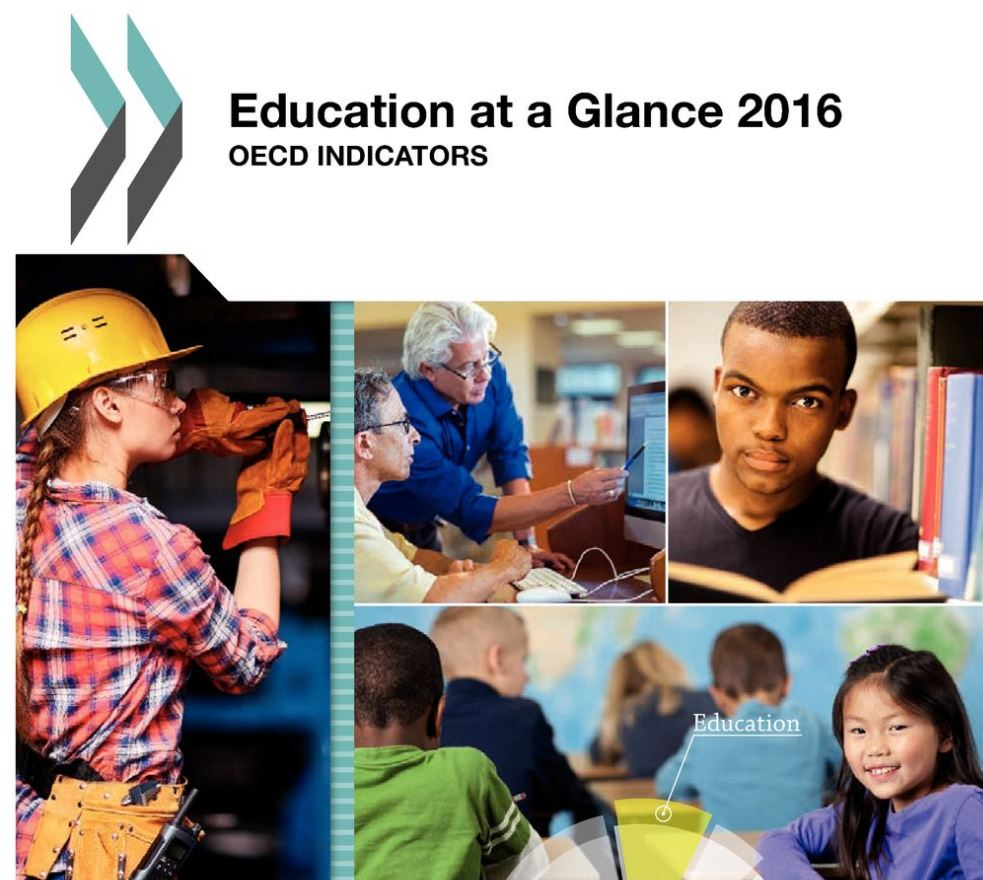 OECD Education at a Glance cover