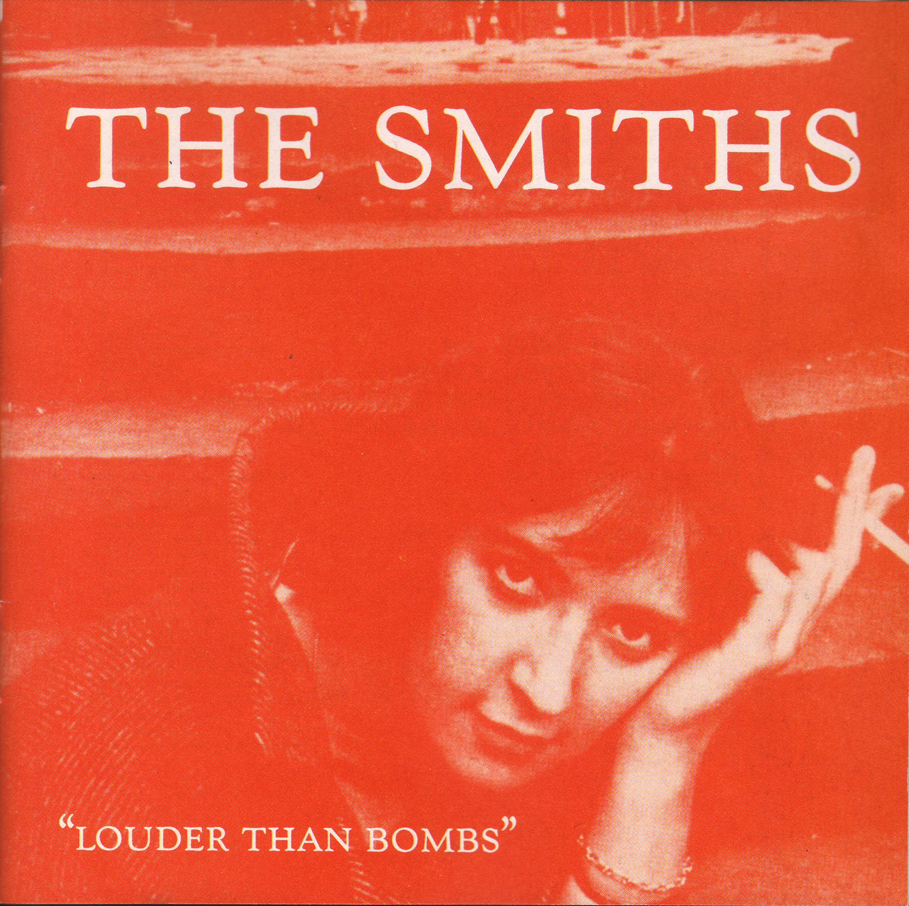 Louder Than Bombs Cover