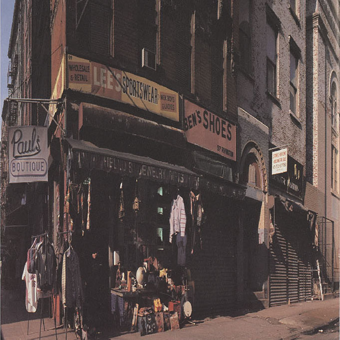 Paul's Boutique Cover