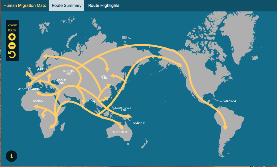 Early Migrations (Extension) - US - English 10 Migration Unit ...