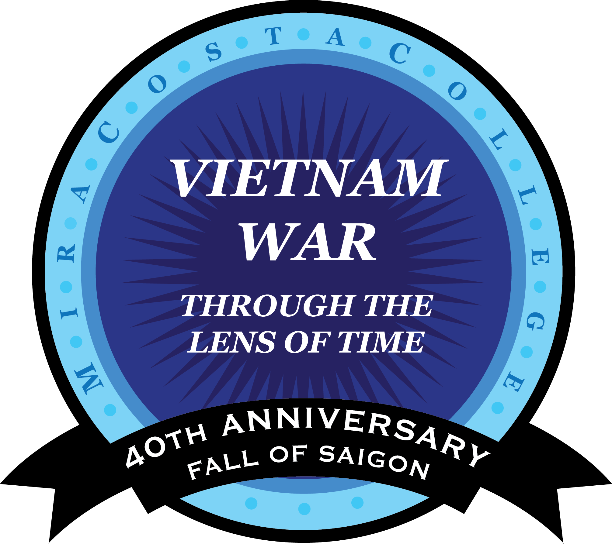 Vietnam War: Through the Lens of Time. 40th anniversary of the Fall of Saigon.