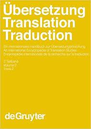Übersetzung... = Translation.... ed. Harald Kittel
