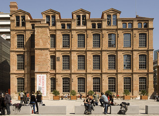Biblioteca/CRAI del Poblenou - Edifici La Fàbrica