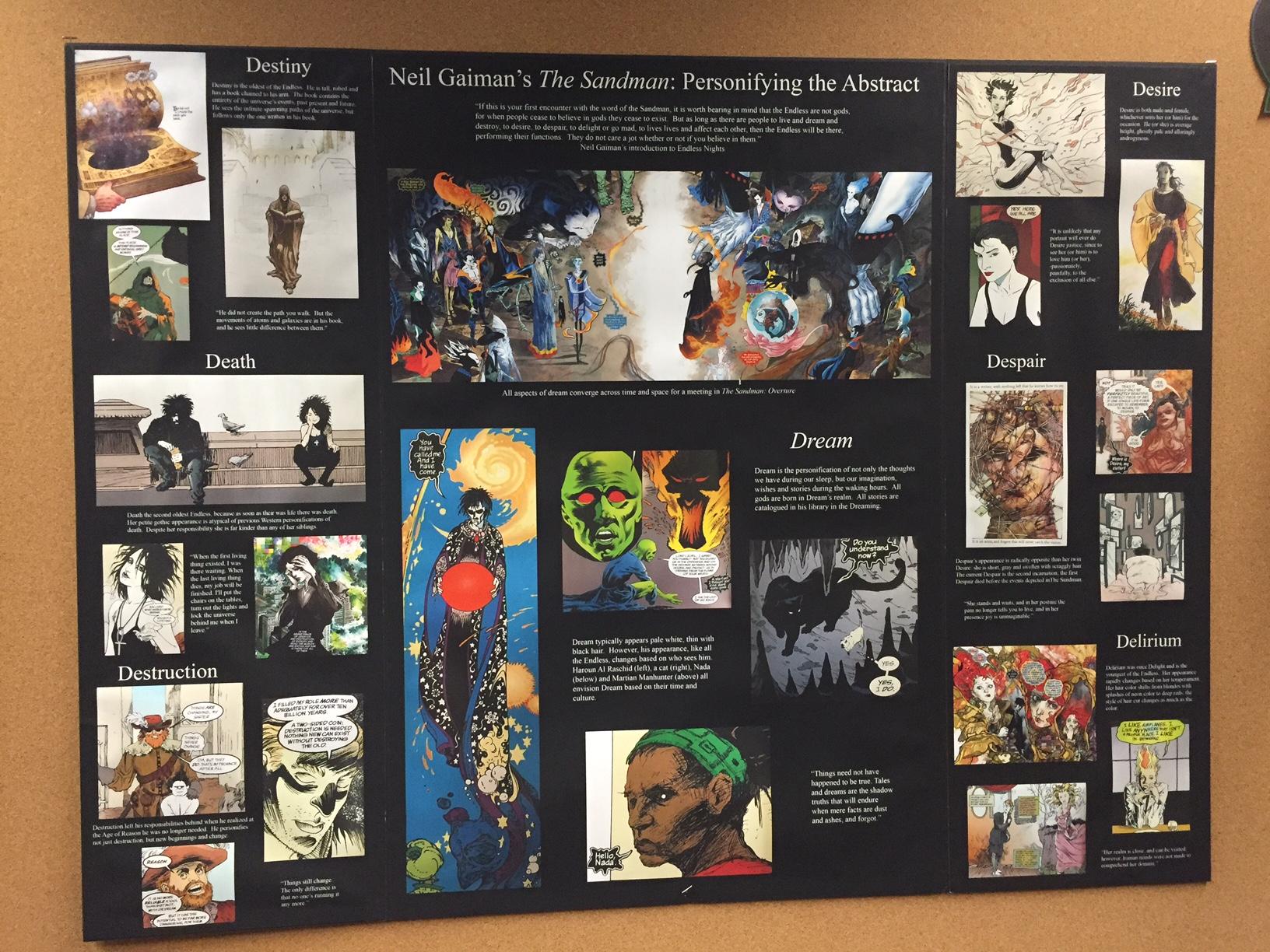 Panel Exhibits (Photos, Posters, etc ) - Library Displays