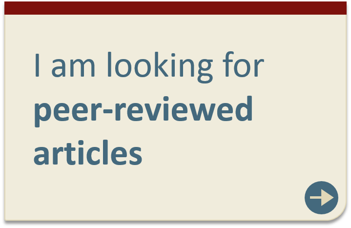 Looking for peer-reviewed articles