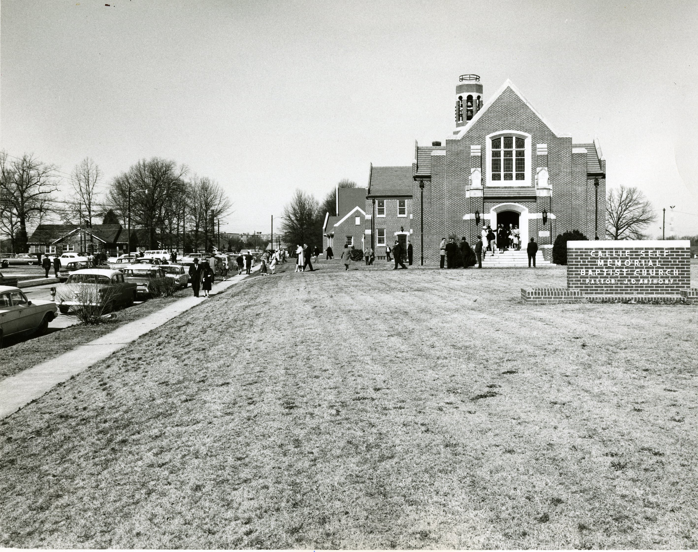 Self Memorial Baptist Church archive picture