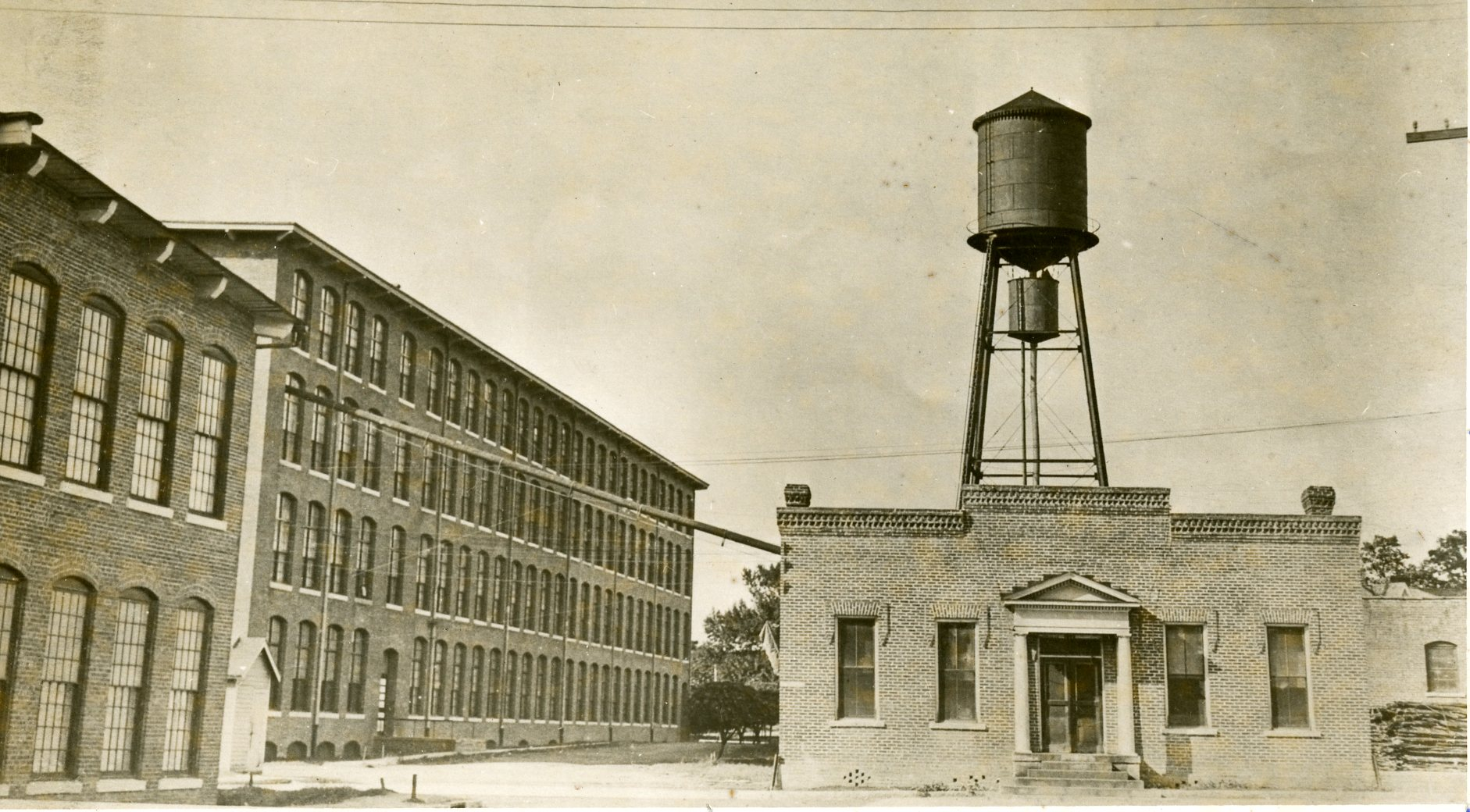 Greenwood Mills archive picture