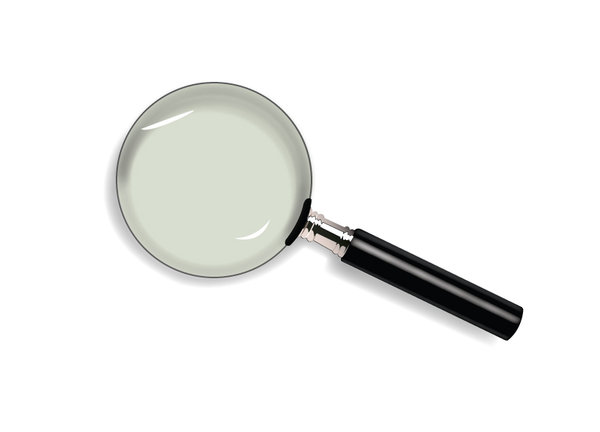 Screenshot of a magnifying glass