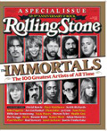 Cover of Rolling Stone magazine