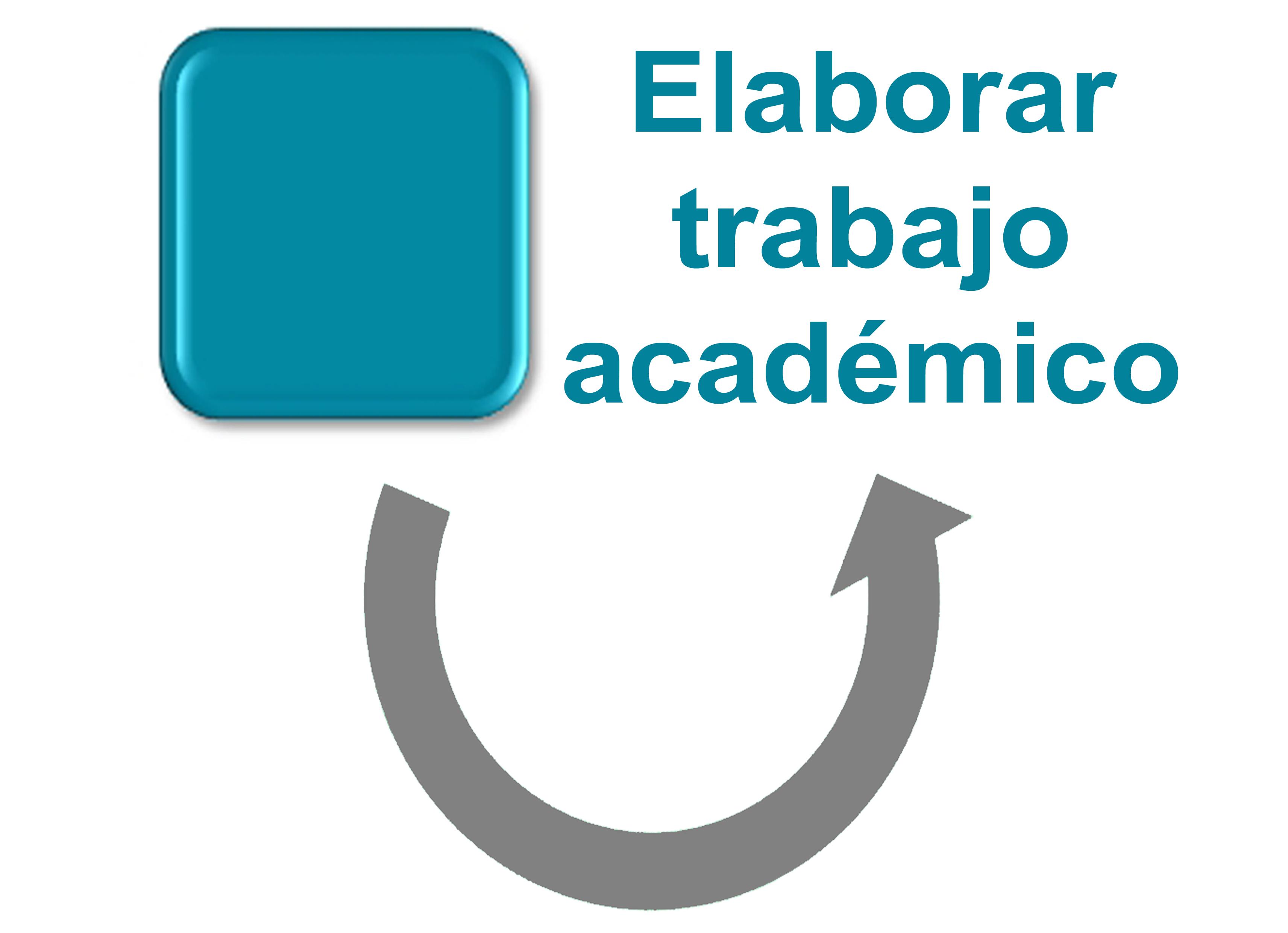 Guía cómo elaborar un trabajo académico
