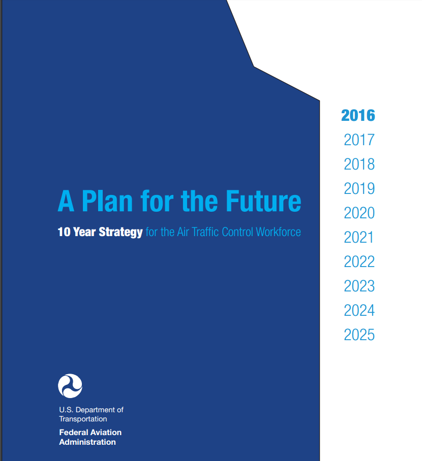 "image of the cover of the report, ""A Plan for the Future"""