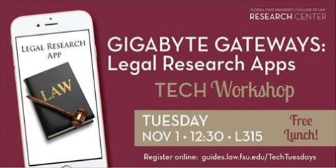 Mobile Apps for Legal Research