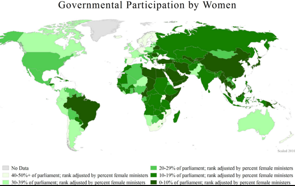Gender in public administration
