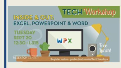 MICROSOFT POWERPOINT, WORD AND EXCEL Presentation