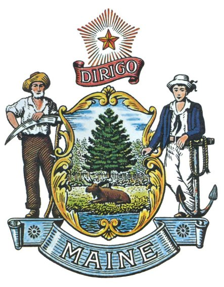 Great Seal of the State of Maine