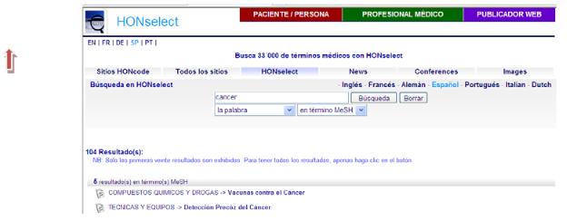 Mesh Database Pubmed Biblioguías At Universidad Autónoma