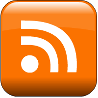RSS feed logo.