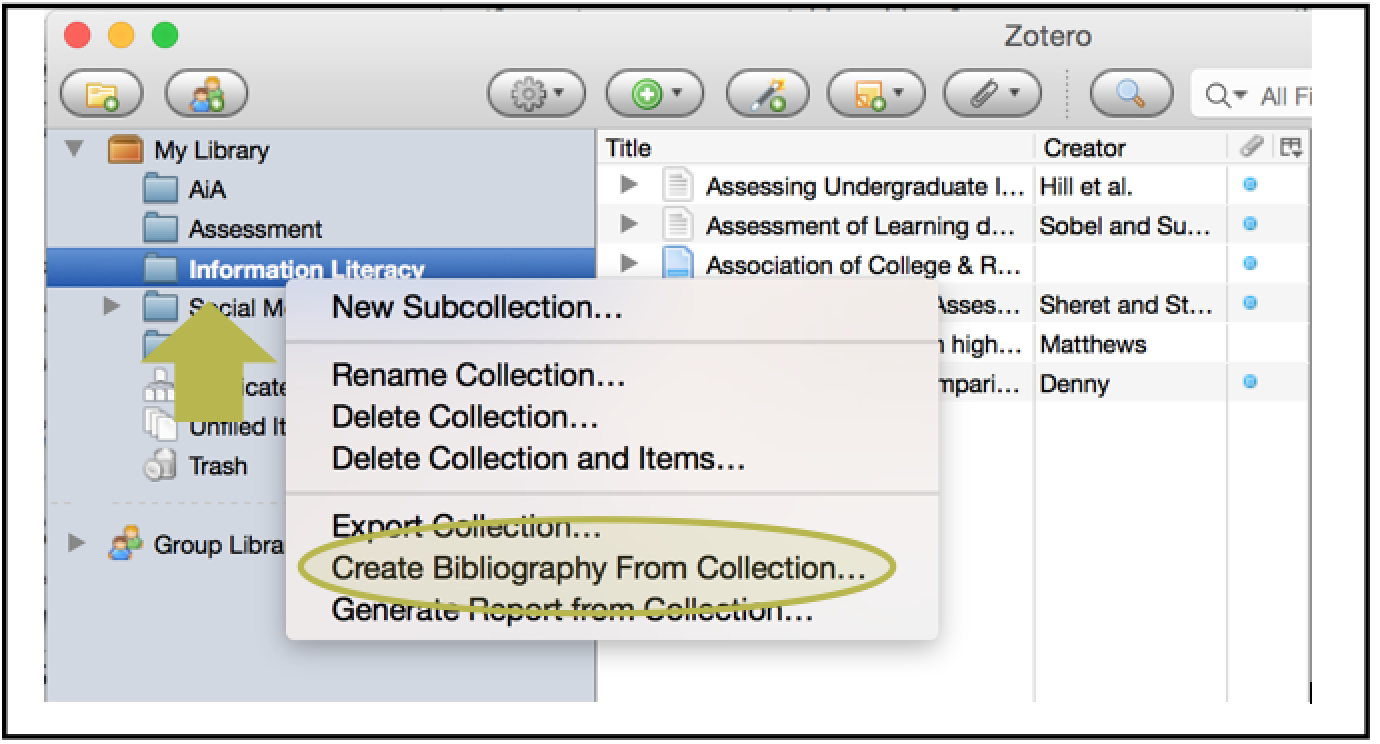 Cite Zotero Research Guides At Hawaii Pacific University