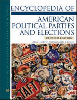 Book cover image of the Encyclopedia of American Political Parties and Elections