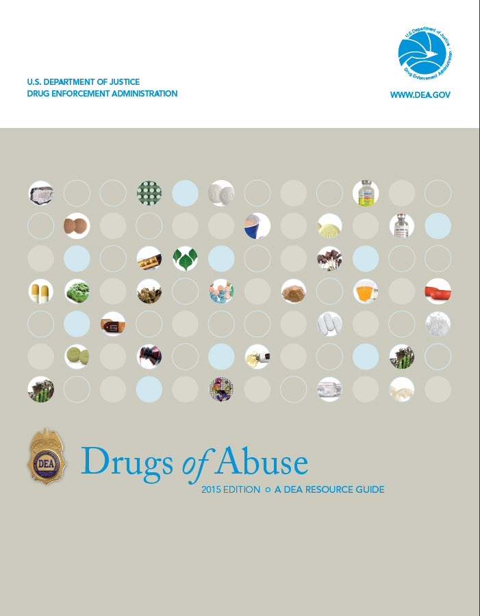 Drugs of abuse cover