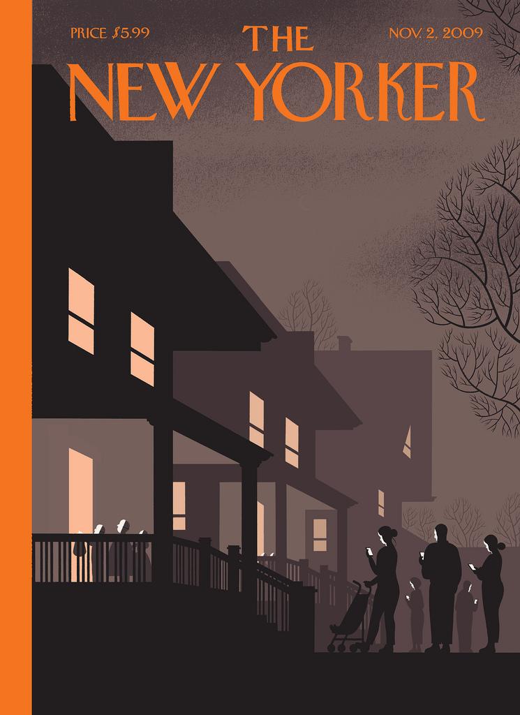 Magazine: New Yorker