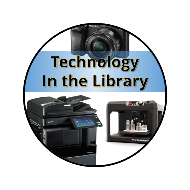 Technology in the library