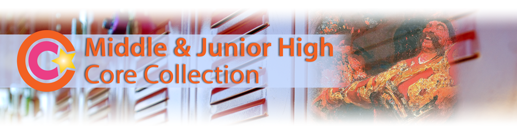 Link to Middle & Junior High Core Collection website