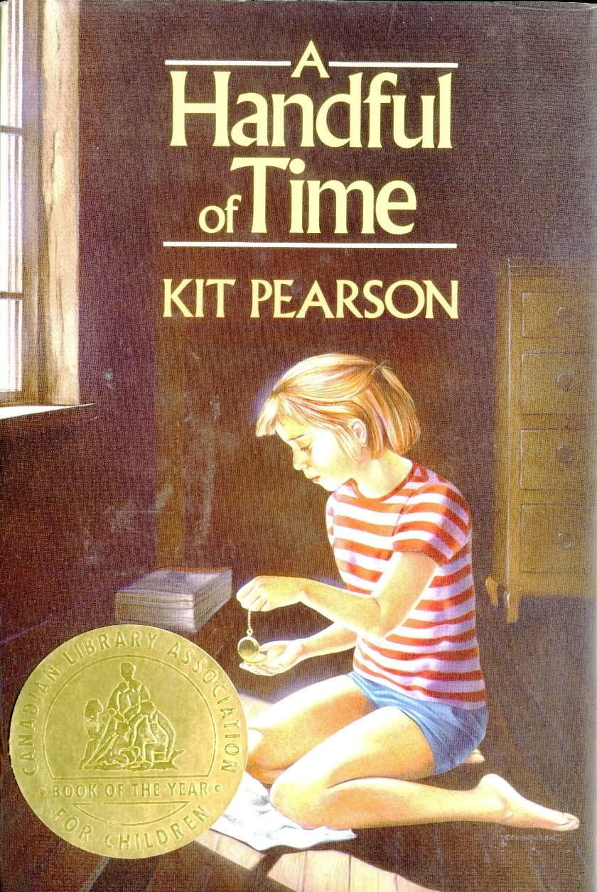 Kit Pearson A Handful of TIme book cover