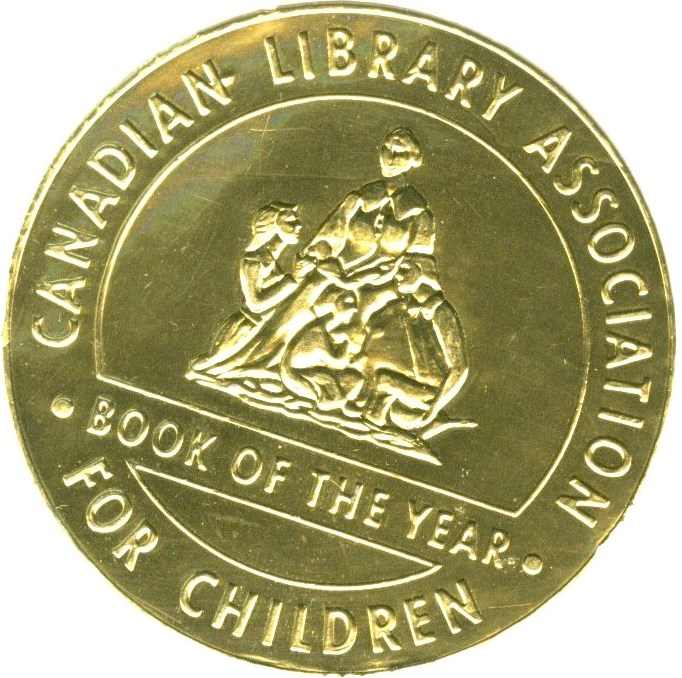 CLA Book of the Year for Chidren sticker