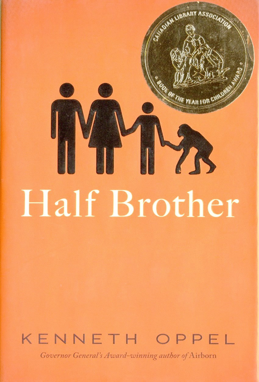 Kenneth Oppel Half Brother book cover