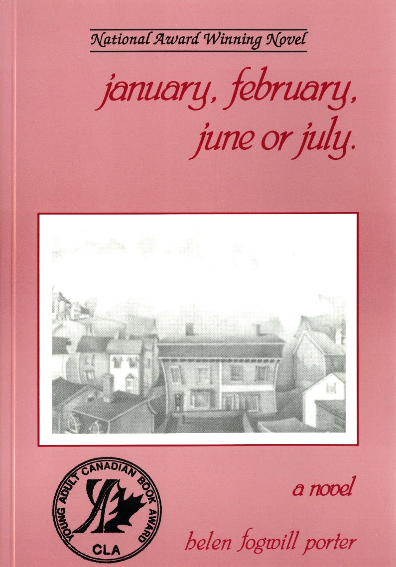 Helen Fogwill Porter January February June or July book cover