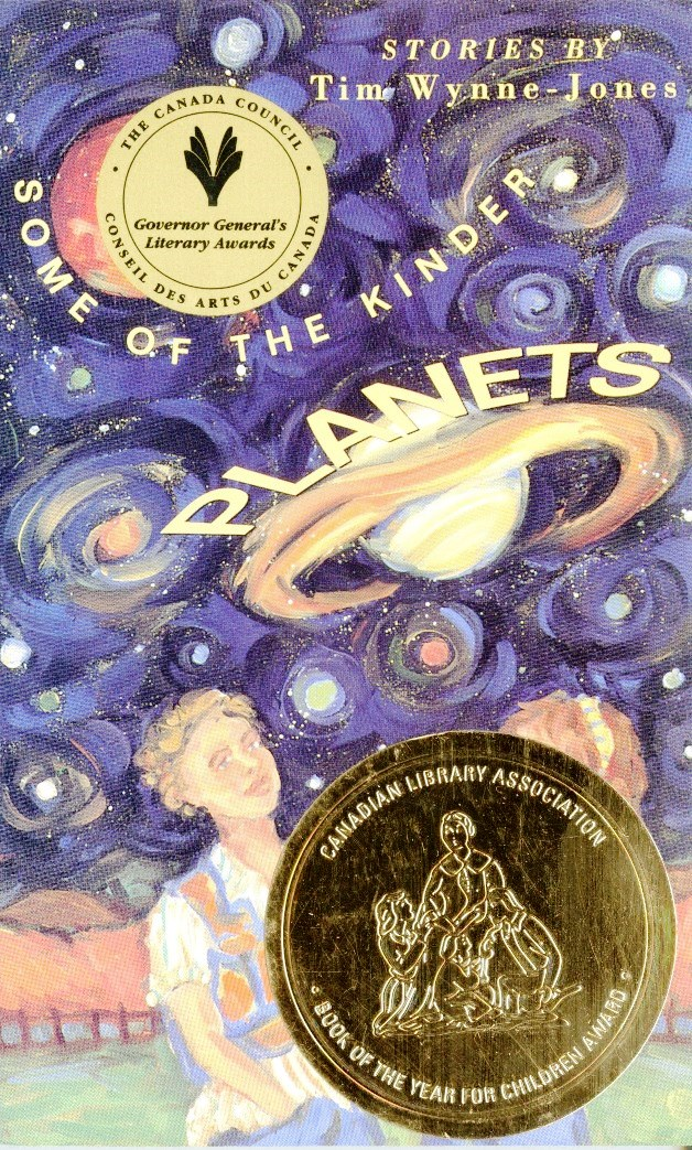 Tim Wynne-Jones Some of the Kinder Planets book cover