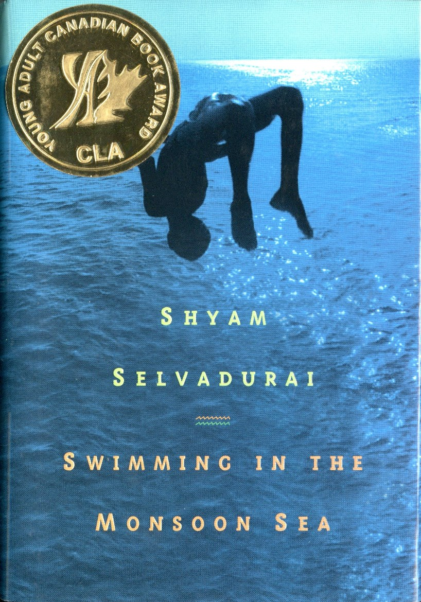 Shyam Selvadurai Swimming in the Monsoon Sea book cover