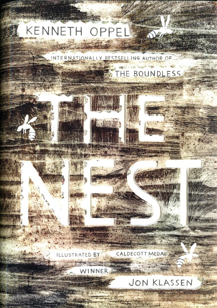 Kenneth Oppel The Nest book cover
