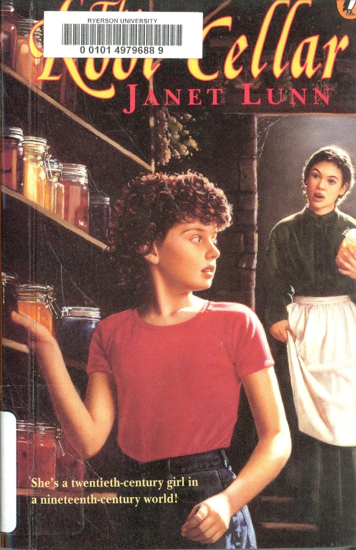Janet Lunn The Root Cellar book cover