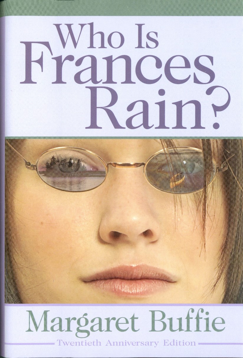 Margaret Buffie Who is Frances Rain book cover