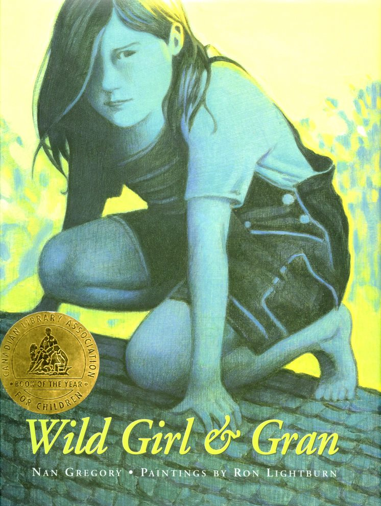 Nan Gregory Wild Girl & Gran book cover