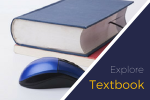 Textbook FAQ - click for answers to questions about textbooks and course materials